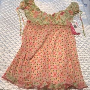 Baby doll pajamas new with tags